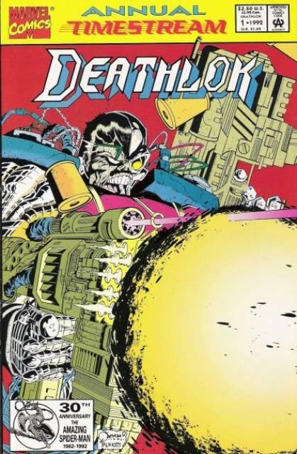 Deathlok Annual