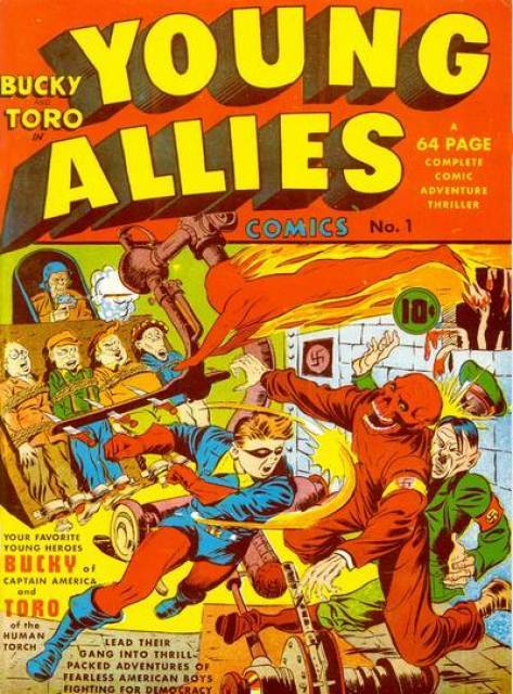 Young Allies Comics