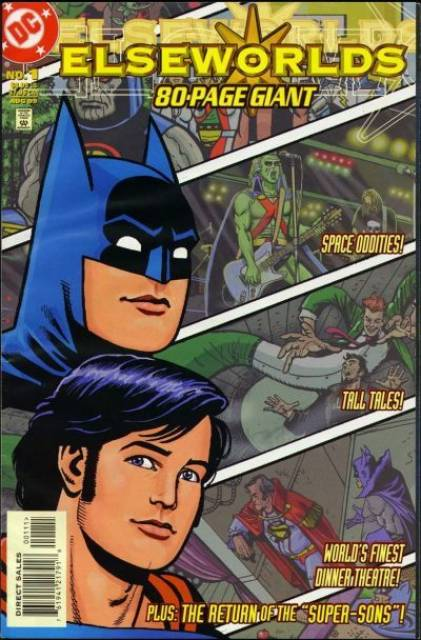 Elseworlds 80-page Giant