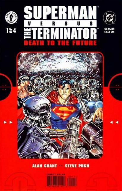 Superman vs. Terminator: Death to the Future