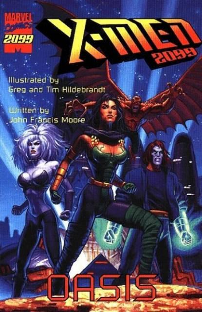 X-Men 2099 Oasis