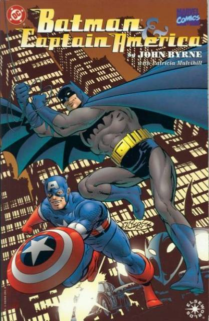 Batman/Captain America