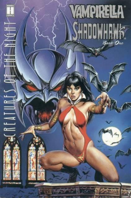 Vampirella/Shadowhawk
