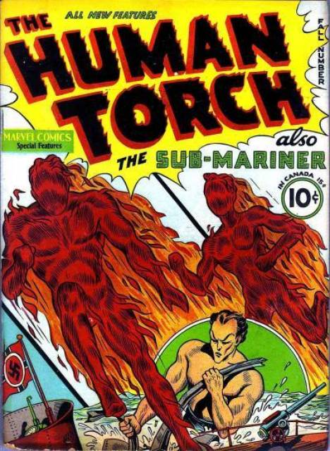 The Human Torch