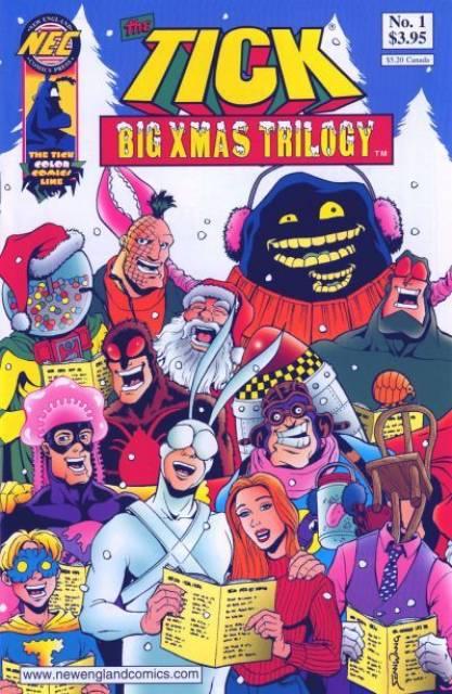 Tick Big Xmas Trilogy, The