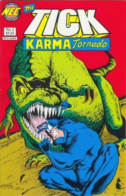 The Tick: Karma Tornado