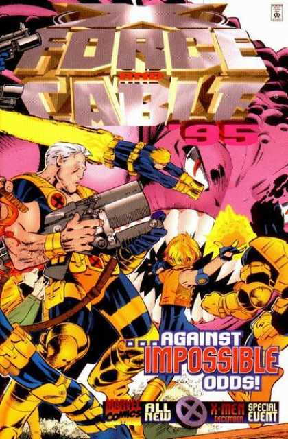 X-Force / Cable '95