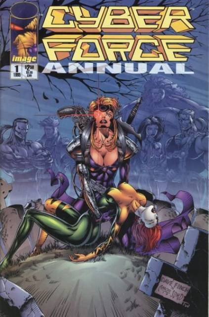 Cyber Force Annual