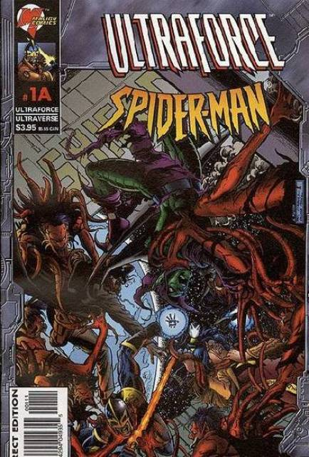 Ultraforce/Spider-Man