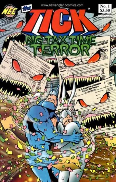 Tick: Big Tax Time Terror