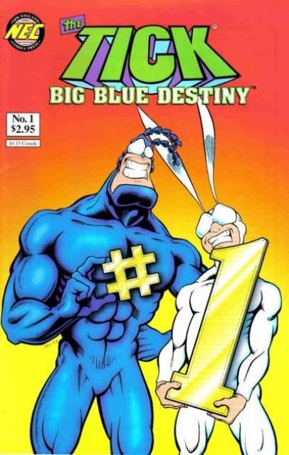 Tick: Big Blue Destiny