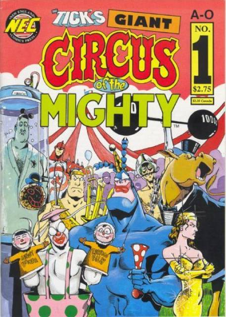 The Tick's Giant Circus of the Mighty
