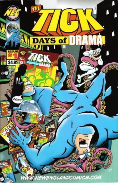 The Tick: Days of Drama