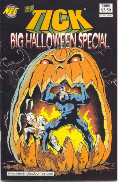 Tick's Big Halloween Special