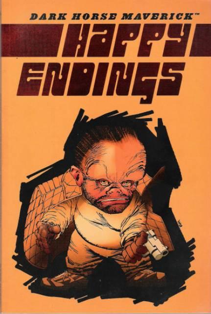 Dark Horse Maverick: Happy Endings