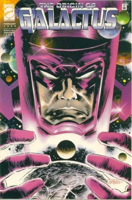 The Origin of Galactus