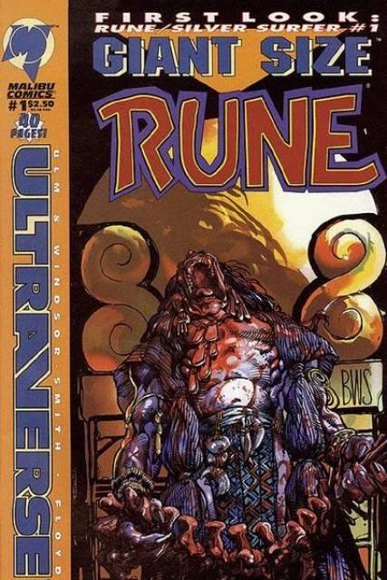Giant Size Rune
