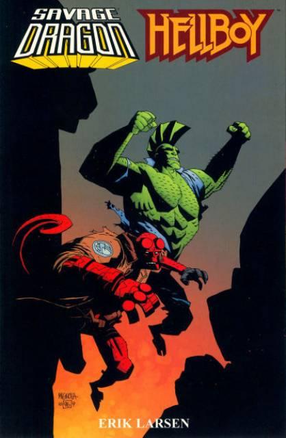Hellboy/Savage Dragon