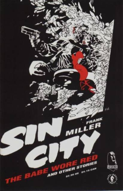 Sin City: The Babe Wore Red and Other Stories