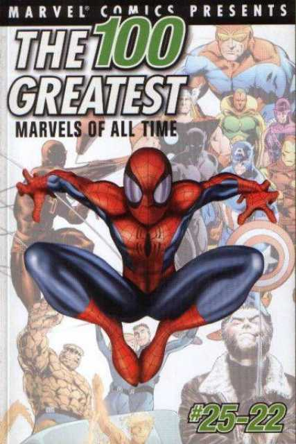 The 100 Greatest Marvels of All Time