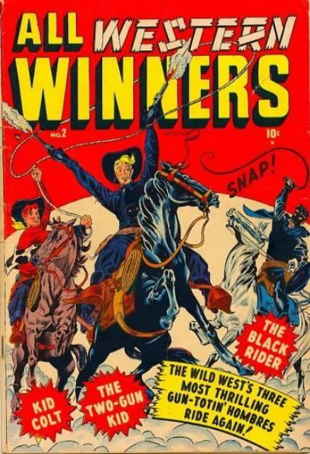 All Western Winners