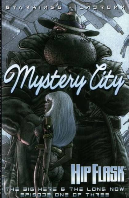 Hip Flask: Mystery City