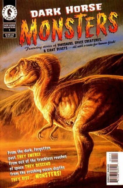 Dark Horse Monsters