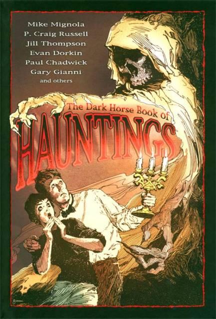 Dark Horse Book of Hauntings