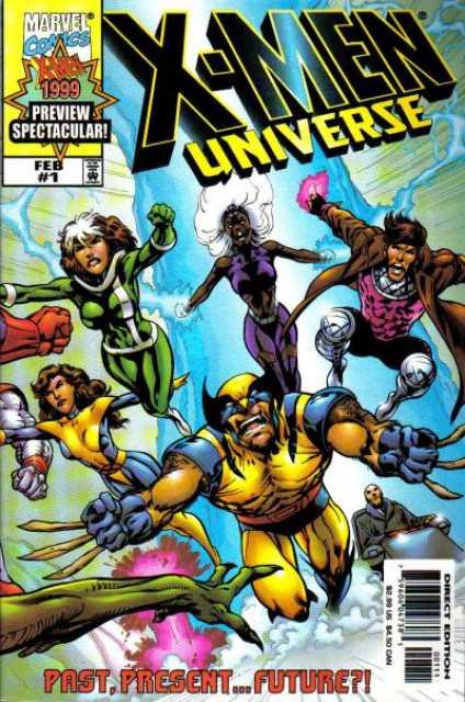 X-Men Universe: Past, Present and Future