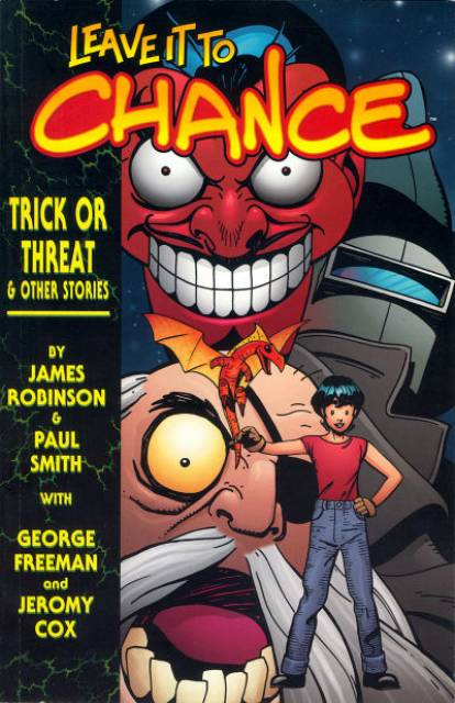 Leave It To Chance: Trick or Treat and Other Stories