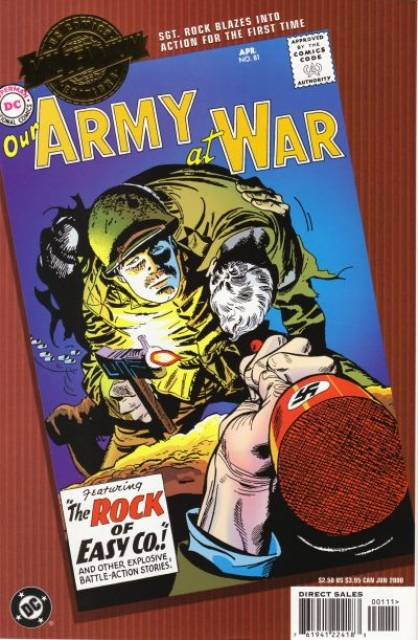 Millennium Edition: Our Army at War 81