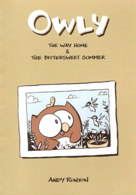Owly: The Way Home & The Bittersweet Summer