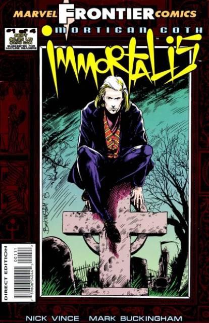 Mortigan Goth: Immortalis