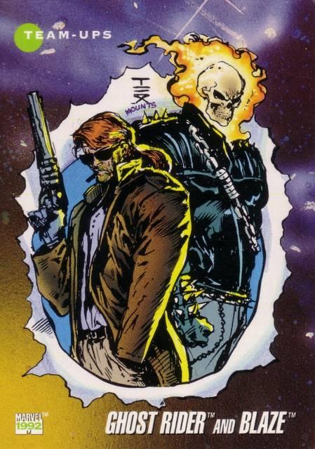 Johnny Blaze & Dan Ketch: Brothers United.