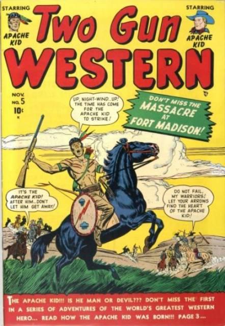 Two Gun Western