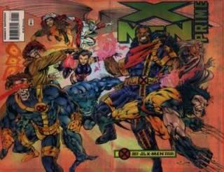 X-Men: Prime