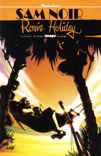 Sam Noir: Ronin Holiday