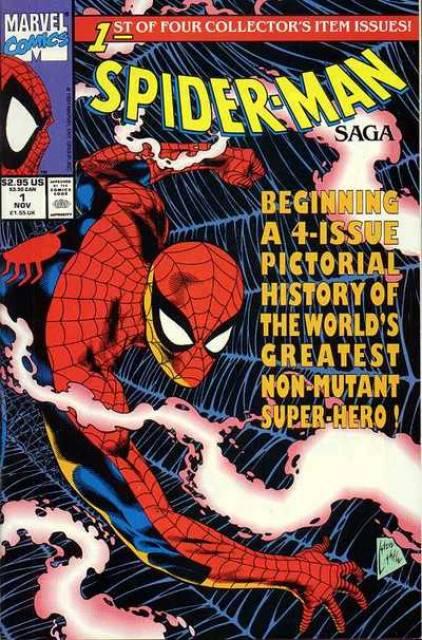 Spider-Man Saga