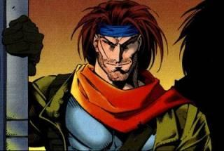 Gambit during Age of Apocalypse
