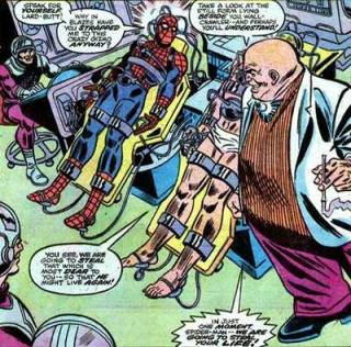 With intentions of reviving his son, Fisk would also gain the opportunity to rid himself of Spider-man
