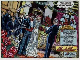 Aunt May and Uncle Otto?