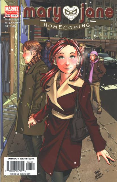 Mary Jane: Homecoming