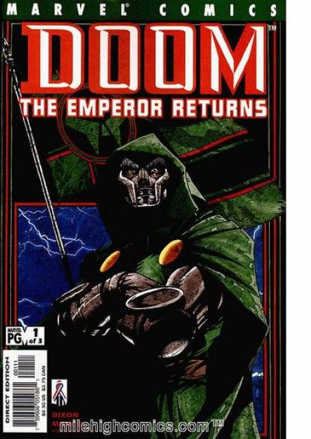 Doom: The Emperor Returns