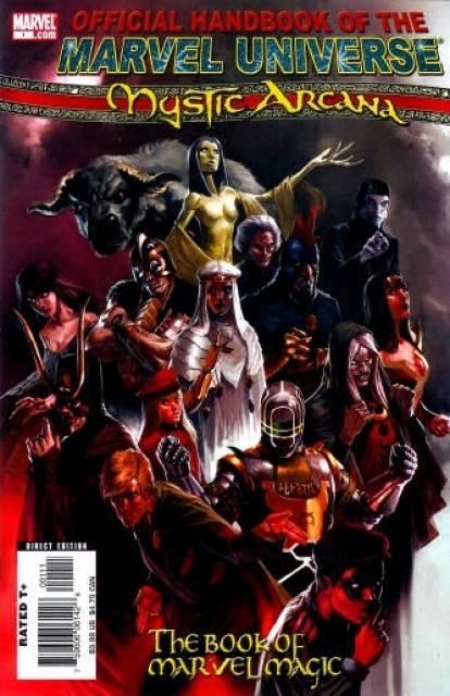 Mystic Arcana: The Book of Marvel Magic