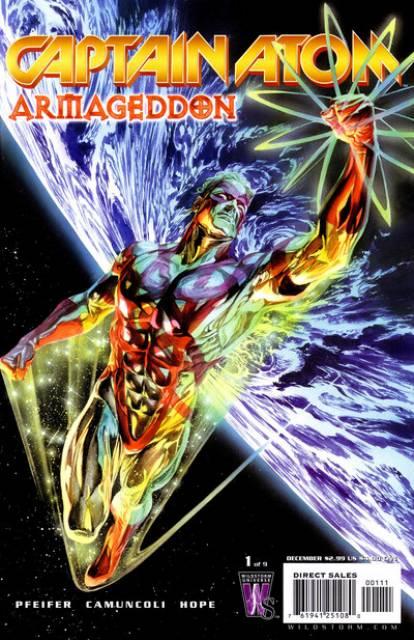 Captain Atom: Armageddon
