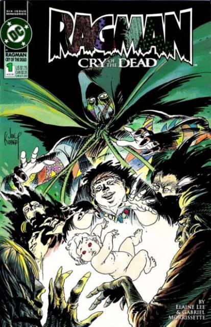 Ragman: Cry of the Dead