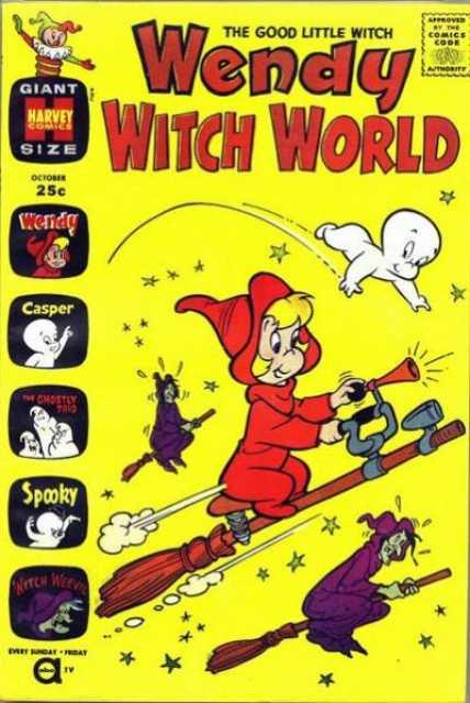 Wendy Witch World