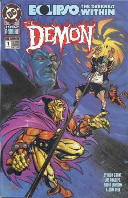 Demon Annual