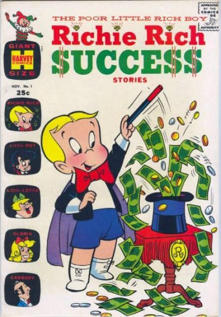 Richie Rich Success Stories