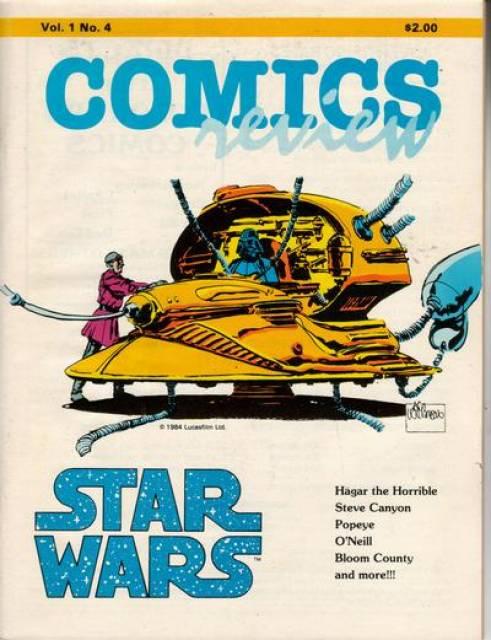 Comics Review